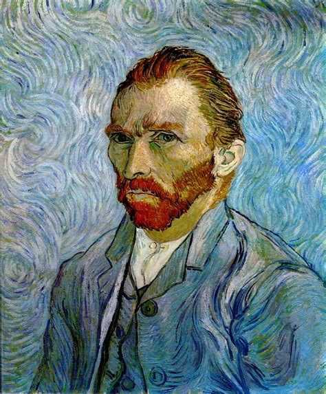 the vincent van gogh vincent van gogh self portraits the yellow ochre blog
