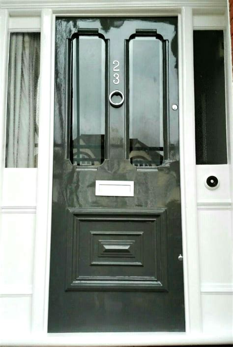 Exterior Door Finishes Trim Decorating