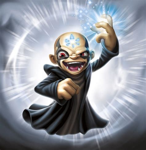 image holy trap kaos jpg skylanders wiki fandom powered by wikia