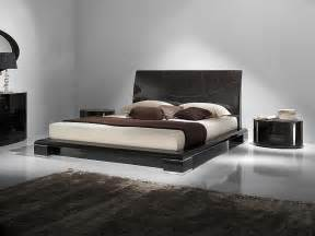 Platform Beds Modern Design King Size Platform Beds And High Tech Homeblu