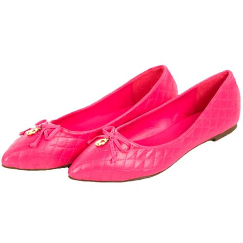 ballerina shoes womens ballet flats quilted slip on shoes loafers pointed