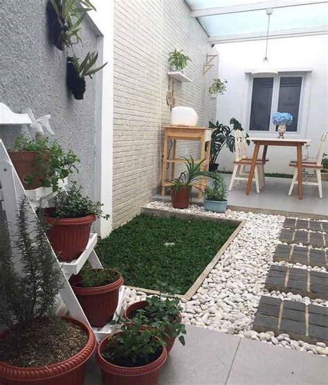 desain  model taman minimalis  rumah modern