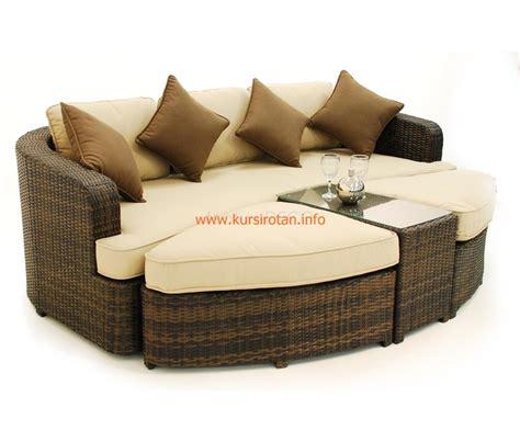 Sofa Untuk Santai sofa santai rotan modern kursi rotan