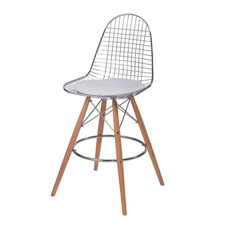Eames Stool Replica by Replica Eames Bar Stool