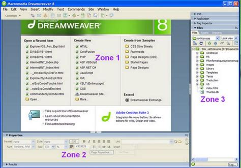 layout html dreamweaver dreamweaver 8 tutorial for the newbie web designer