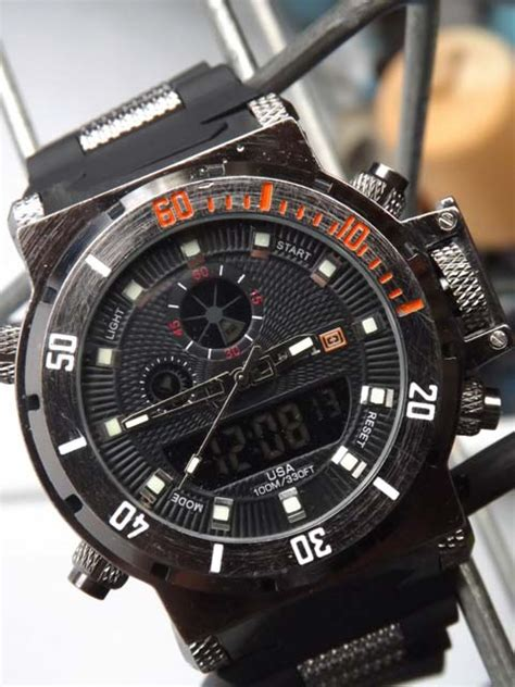 5 11 Tactical Series Rubber jam tangan 511 tactical nypd jual jam tangan 511 tactical