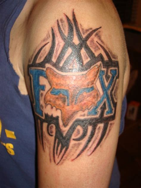 motorsport tattoo designs best 25 fox racing tattoos ideas on fox