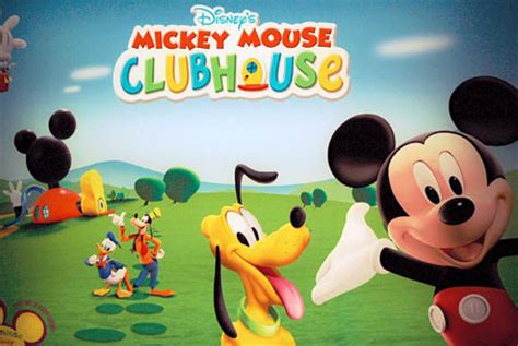 mickey mouse clubhouse cool wallpapers wallpapers desktop wallpapers