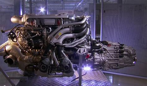 Bugatti Veyron Engine Test How The Bugatti Veyron Is Made Business Insider