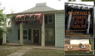 missouri funeral home used as haunted house sparks outrage