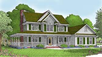 country house plans with porches awesome house plan with wrap around porch 10 country
