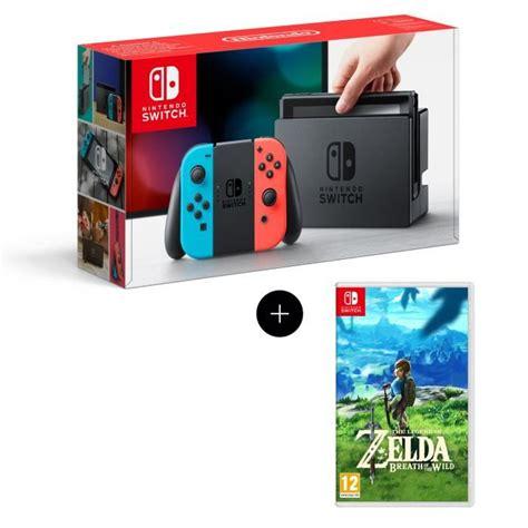 nintendo nintendo console console nintendo switch achat vente console nintendo