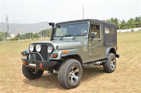 mahindra jeep 2016 100 modified mahindra thar in tamilnadu election