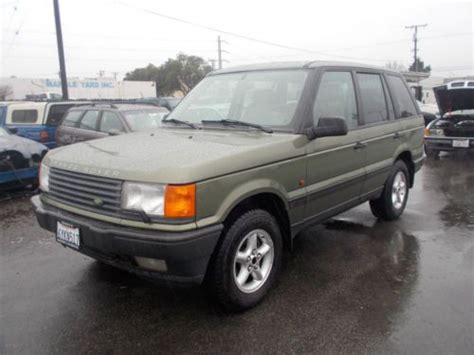range rovers for sale in ohio sell used 2006 land rover hse in bedford ohio united