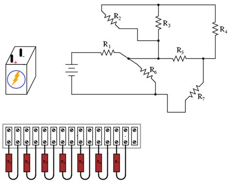 resistor circuit builder document moved