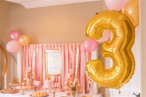 3rd Birthday Party Ideas: Perfect Ideas for 3 year old kid's Birthday   Birthday Inspire