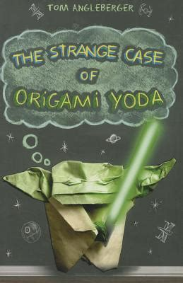 Tom Angleberger Origami - the strange of origami yoda book by tom angleberger