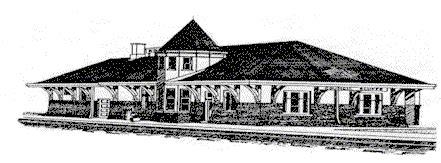 Home Depot Council Bluffs by Clara S Railroad Crossing Iowa