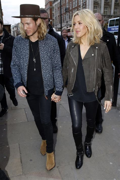 ellie goulding engaged ellie goulding and dougie poynter engaged to marry