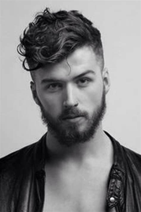 wiry short wavy hair what styles suit 271 best images about men hair style on pinterest