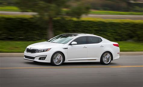 Kia Optima Trim Levels 2014 Car And Driver