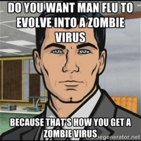 Man Flu Meme - man flu jokes kappit