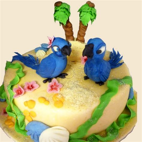 southern blue celebrations  rio rio cake ideas