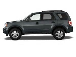 2012 ford escape 4wd 4 door xlt side exterior view 2013