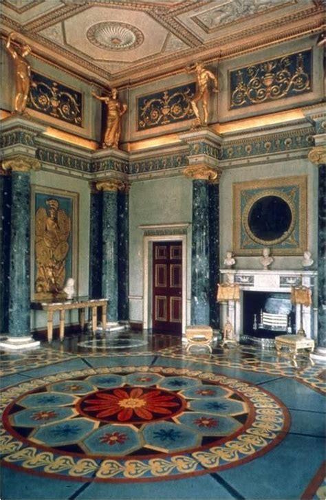 syon house interieur 18thc interior robert adam syon house middlesex