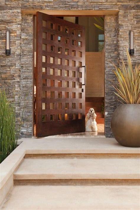 Como Decorar Mi Casa De Campo #7: Door-designs-40-modern-doors-perfect-for-every-home-featured-on-architecture-beast-30.jpg