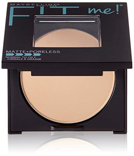 Maybelline Fit Me Poreless Powder save 2 40 maybelline new york fit me matte plus poreless powder buff beige 0 29 ounce