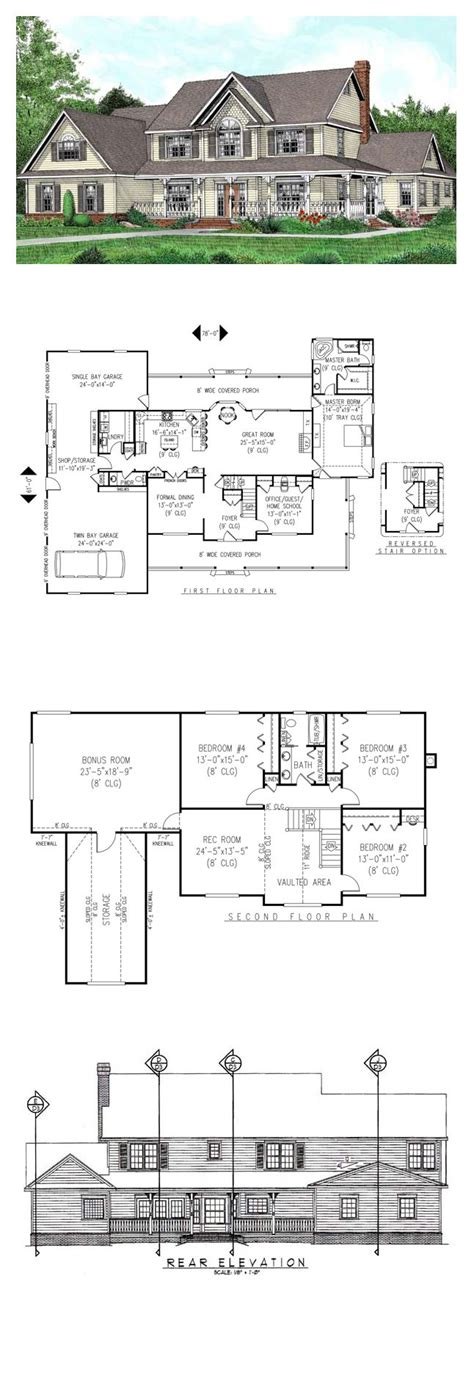 country living floor plans country farmhouse house plan 96841