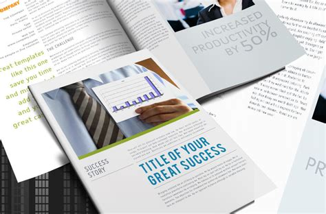 indesign study template indesign study template success story