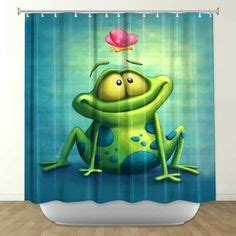 frog bathroom ideas frog bathroom on pinterest frogs shower curtains and