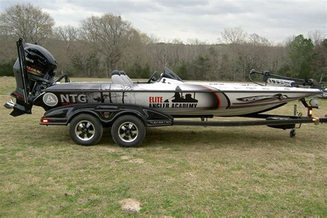 boat wraps east texas vinyl boat graphics for fishing boats in tyler tx par 3