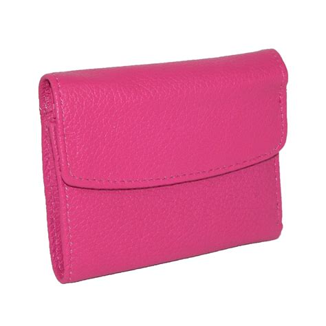 fold mini wallet womens leather mini tri fold wallet by buxton small
