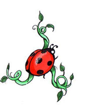 cartoon ladybug tattoo ladybug tattoos ladybug tattoos for women tattoo on foot