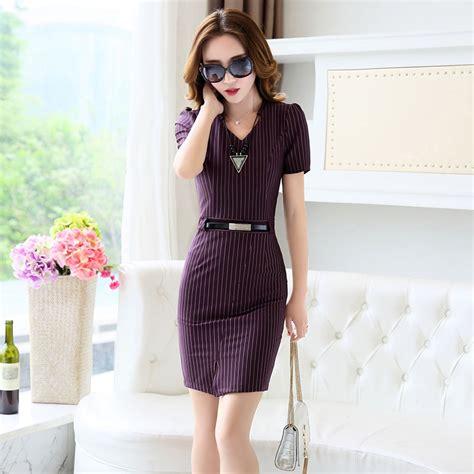 Dress Korea Anablue A 1631 fashion korea formal office lay work dress tianex