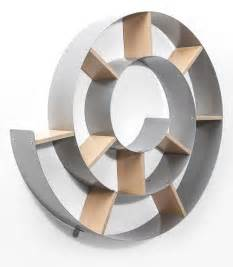cd regal schnecke wandregal snail wandboard schnecke spirale cd regal