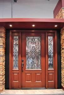 Exterior Fiberglass Doors With Sidelights 25 Best Ideas About Fiberglass Entry Doors On Exterior Fiberglass Doors Entry