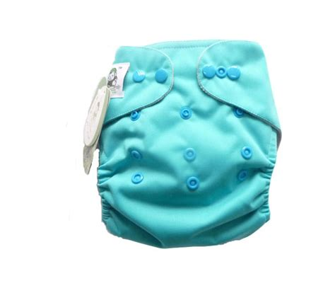 Clodi Coolababy Orange distributor agen for stok cloth diapers