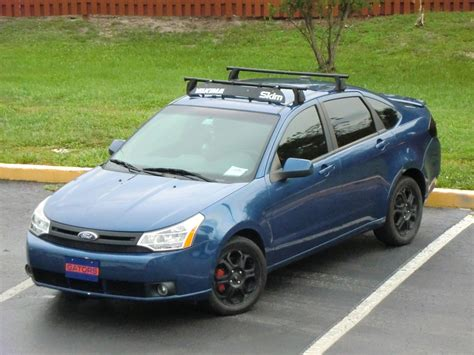 roof racks pictures ford focus forum ford focus