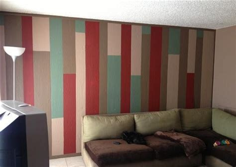 what to do with wood paneling paint it in different colors for the home