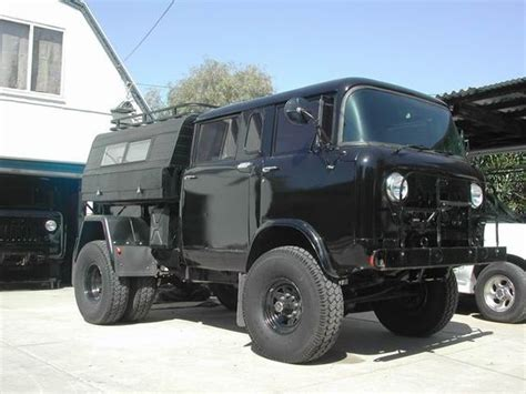 Fc 170 Jeep Fc 170 Jeep Willy Jacked And Modded Bug Out Vehicle