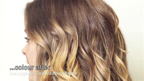 do it yourself ombre hair step by step do it yourself balayage highlights