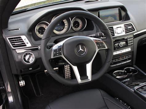 2014 Mercedes Benz E350 Interior 2014 Mercedes Benz E350 Coupe Photos Cars Photos Test