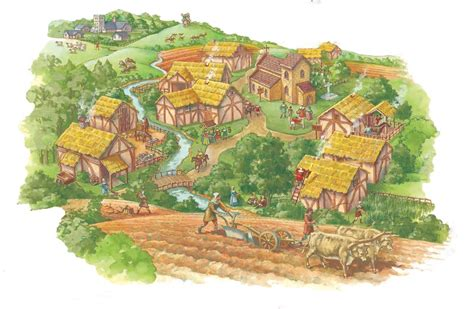 Doodle Kingdom Doodle Land Vol 2 this is where the lord lives this is the barn this is