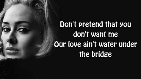 download mp3 adele water under water under the bridge lyrics adele youtube