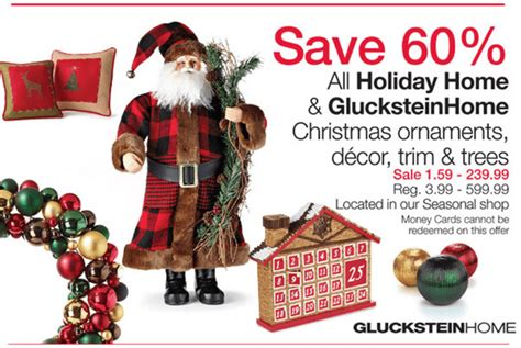home outfitters christmas decor home outfitters canada deals save 60 on christmas items