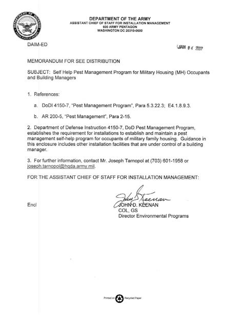 us army memorandum for record template 10 best images of army memo for record doc army